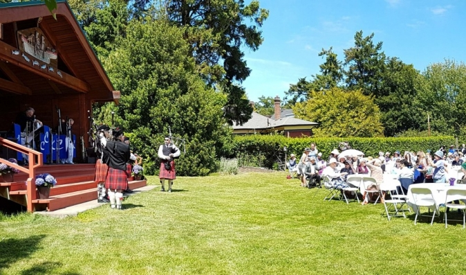2018 Government House Garden Party celebration for the 65th anniversary of the Coronation of Her Majesty Queen Elizabeth ll