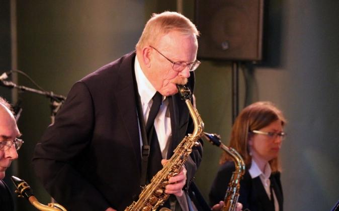 Don Reksten - Alto Sax