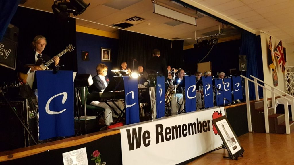 Remembrance Day 2017 at The Langford Legion